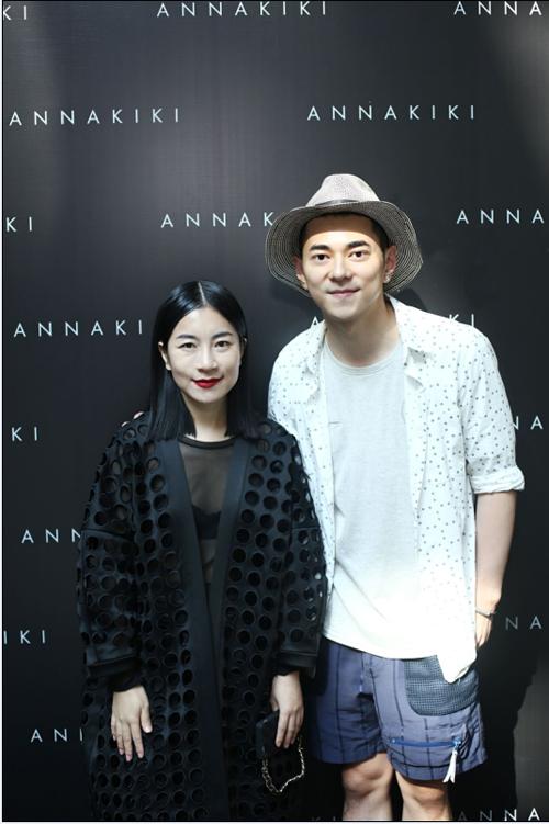 独立设计师品牌ANNAKIKI上海新天地开幕 暨2015秋冬预览会