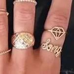 不好好戴戒指