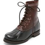 猎鸭子的短靴
