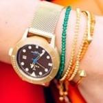 腕表 + 手链才能搭出完美画风