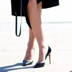 天哪!高跟鞋和平底鞋差别那么大?