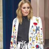 Olivia Palermo巴黎高定时装周街拍大赏