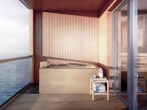 濑户内海上的漂浮酒店---一生必去