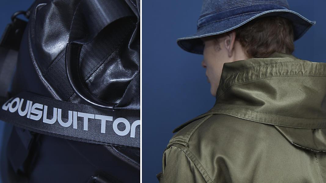 Louis Vuitton2018春夏男装秀