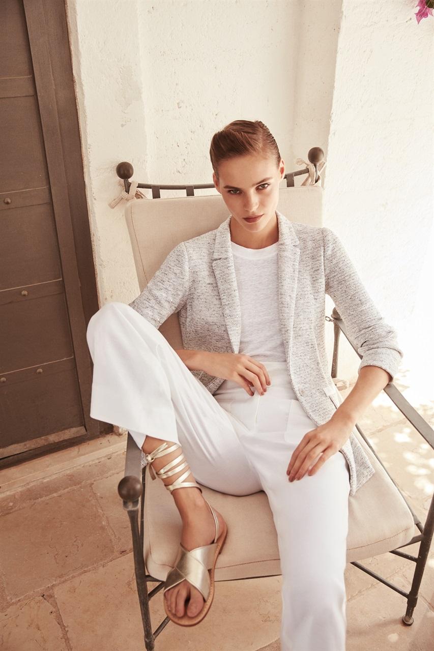 2017年夏季时尚潮流色:白色